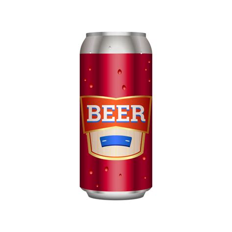 Beer can Transparent PNG | HD Beer can PNG Image Free Download