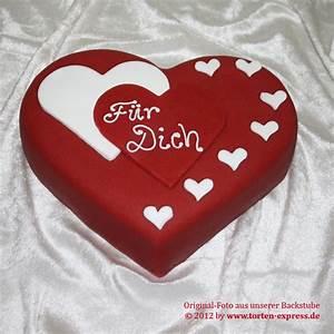 Valentinstag Kuchen In Herzform : valentinstags torte f r dich k lner torten express wir liefern kuchen torten und belegte ~ Eleganceandgraceweddings.com Haus und Dekorationen