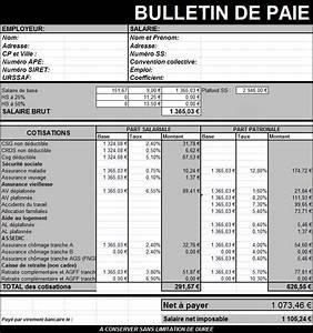 Exemple Bulletin De Paie Avec Indemnité De Licenciement : modele bulletin de paie restauration document online ~ Maxctalentgroup.com Avis de Voitures