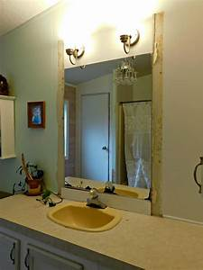 Crafty little gnome a lifestyle blog for diyers for How to remove a mirror from bathroom wall