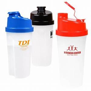 Custom Fitness Shaker With Measurements
