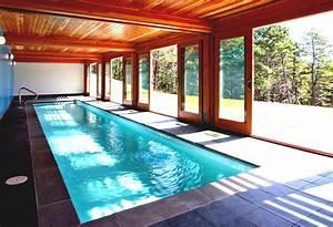 Indoor Pool Modern Google Search Metal Homes Pinterest