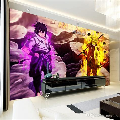 Anime Wallpaper For Walls - 3d wall mural custom photo wallpaper japanese anime