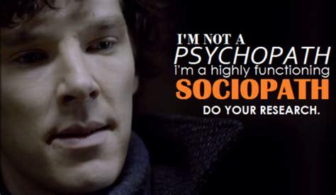 Janine And Sherlock Dear Sherlock Please Stop Calling Yourself A Sociopath