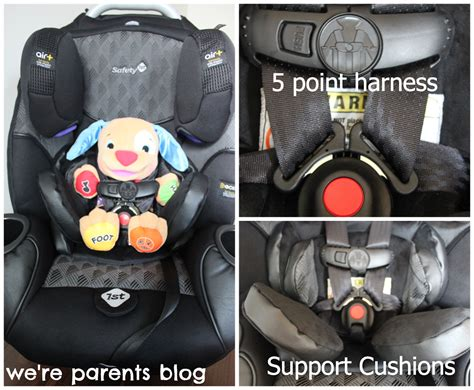 safety st elite  air    car seat review