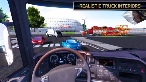 Euro Truck Driving Simulator 2018  Android Apps On Google