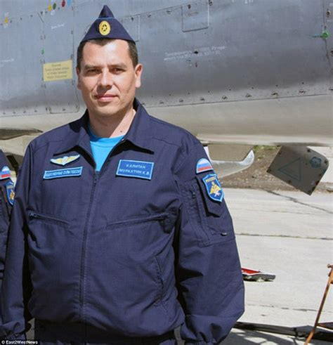 Russian Pilot Vows 'pay Back' For Lost Co-pilot After