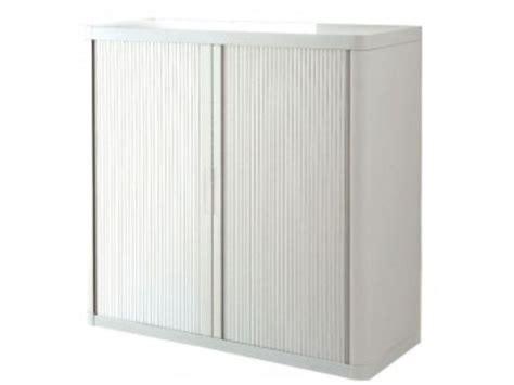 mon bureau et moi armoire rideau 2 tablettes blanc blanc contact mon