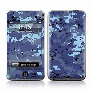 Digital Sky Camo iPod touch Skin | iStyles