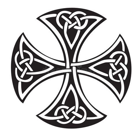 Celtic Cross stock vector. Illustration of artistry ...