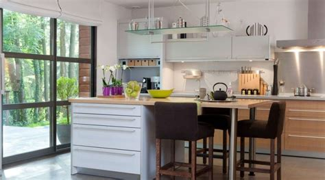 construire un ilot central cuisine fabriquer ilot de cuisine fabriquer un lot de cuisine