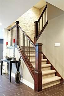 Escalier Moderne by Design D Int 233 Rieur Styl 233 Avec Le Tableau Triptyque