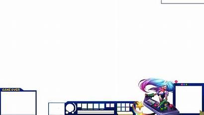 Overlay Arcade Streaming Sona Lol0verlay Deviantart Lol