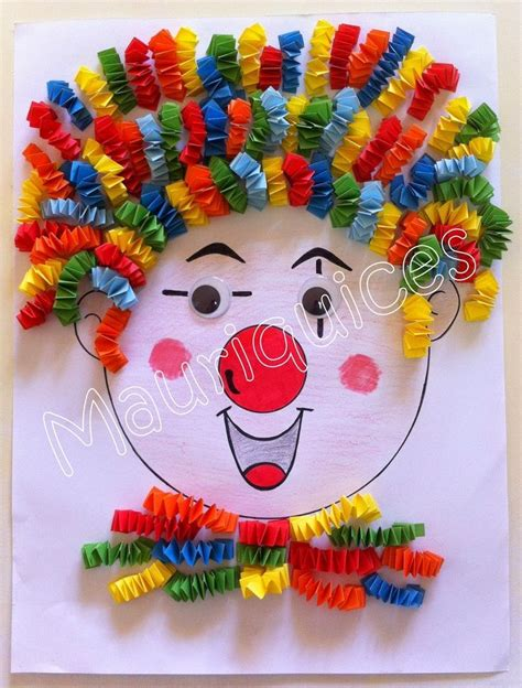 best 25 carnival crafts ideas on 221 | 2ac9c73aa15a026afac35fc58c21e08e clown crafts carnival crafts