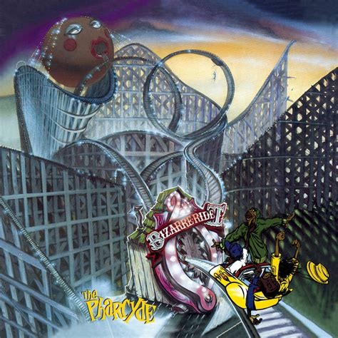 """Album Cover Art Of The Week… """"bizarre Ride To The Pharcyde"""