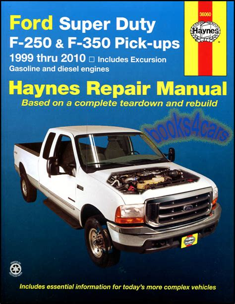 ford truck manuals  bookscarscom