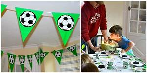 Soccer Themed Birthday Party - Homegrown Friends