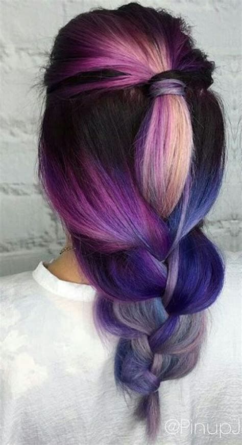 tinted hair styles pics of colored hairstyles fade haircut 8010