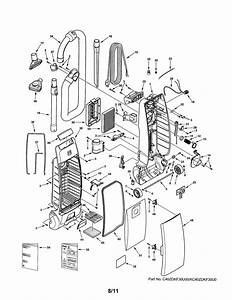 Kenmore Model 11631100902 Vacuum  Upright Genuine Parts