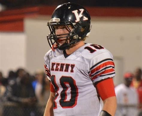 Penn State offers scholarship to QB John Wolford, a 3-star ...