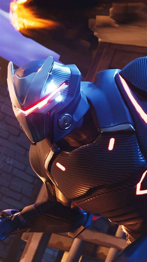fortnite omega skin season  video game