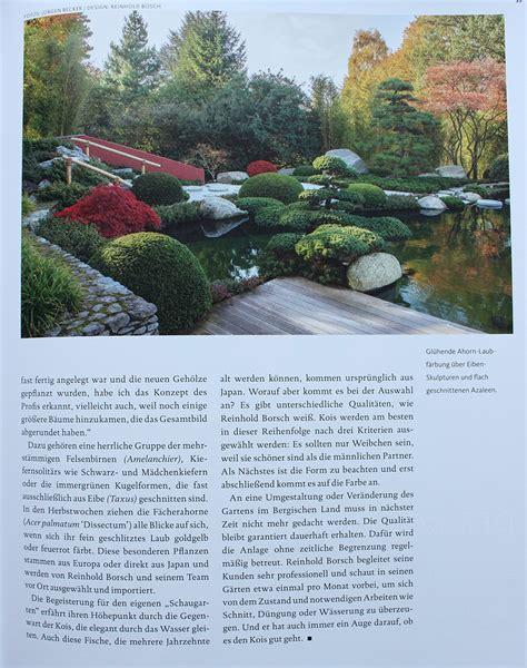 garten design inspiration garten design inspiration 3 2016 artikel borsch exklusive koiteiche gartenlandschaften