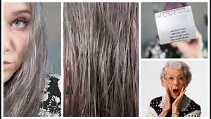 Coloration Cheveux Gris Perle : les cheveux gris de ta mamie question colo youtube ~ Nature-et-papiers.com Idées de Décoration