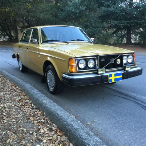 Classic Volvo 240 1978 For Sale