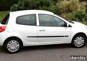 Renault Villejuif : clio blanche 3 portes diesel mitula auto ~ Gottalentnigeria.com Avis de Voitures