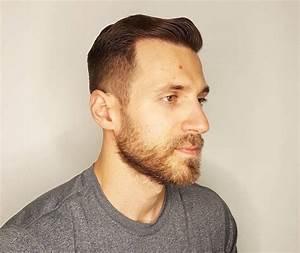 Dégradé Barbe Homme : d grad progressif l ind modable crescendo de la coiffure homme obsigen ~ Melissatoandfro.com Idées de Décoration