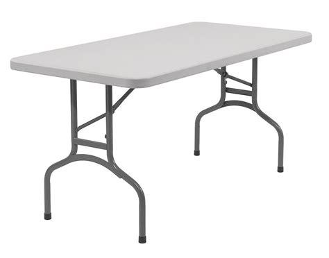 8' Lightweight Bt-3096 Folding Tables From Nps On Sale