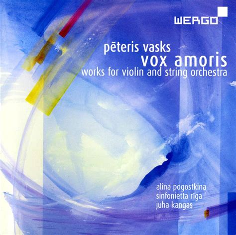 Alina Pogostkina, Sinfonietta Riga, Juha Kangas