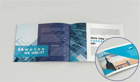I can design professional Company Profile and Business ...