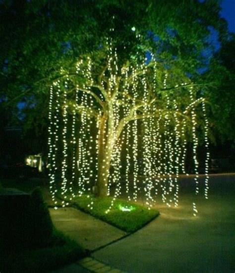 correct way to string lights on christmas tree 20 amazingly pretty ways to use string lights