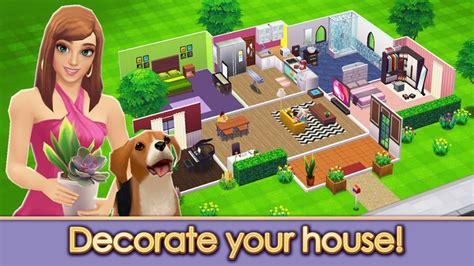 descargar home street home design game apk mod