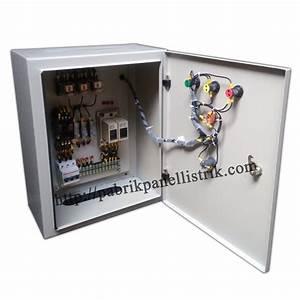 Instalasi Box Panel Listrik 3 Phase