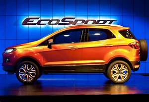 Ford Ecosport Compact Suv At  22 000