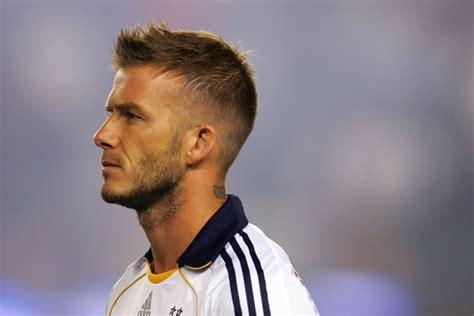 David Beckham Hairstyles Page 36   AskMen