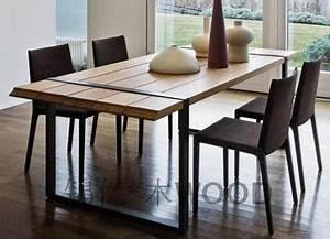 Industrie Lourde LOFT Pays D39amrique Bois Table