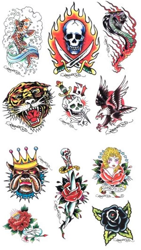 aster flower tattoo pics ed hardy skull temporary tattoos