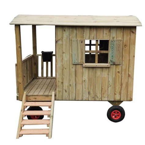 kinder gartenhaus holz zirkuswagen aus holz f 252 r kinder spielhaus kinderspielhaus gartenhaus auf r 228 der rollenspiele