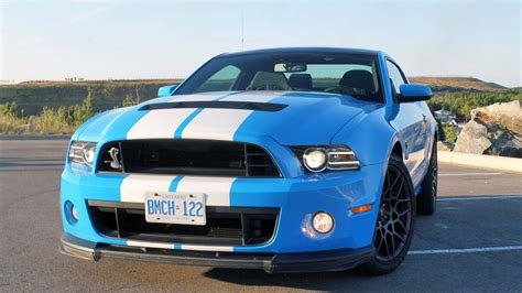 Ford Gt 500 Mustang by Depreciation Appreciation 2010 2016 Ford Shelby Gt500
