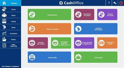 pap bureaux logiciel de caisse gestion magasin prêt à porter