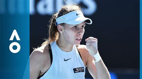 Video   Simona Halep - Serena Williams Australian Open 2019