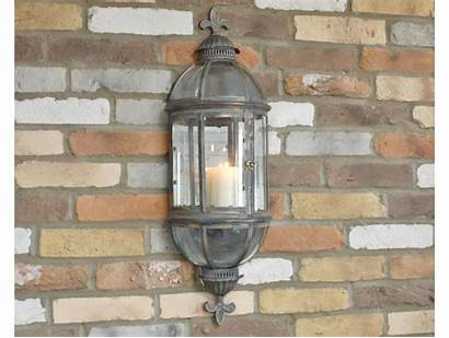 Candle Wall Lanterns Rustic Mounted