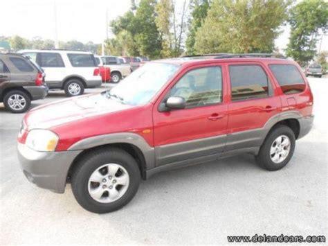 Buy Used 2004 Mazda Tribute Lx V6 In 2180 S Woodland Blvd