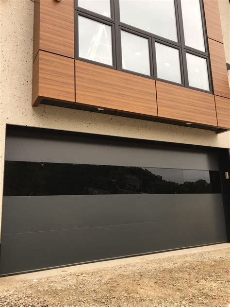 Garage Doors Ontario by Modern Contemporary Fiberglass Garage Doors Modern Garage