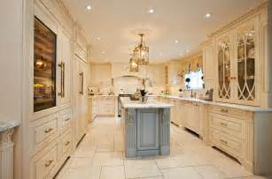 custom made kitchen islands 20 luxury kitchen designs decorating ideas design trends
