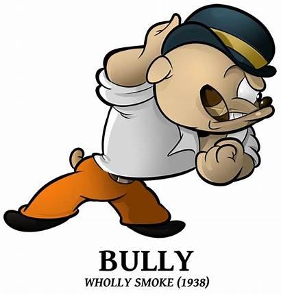 Deviantart Looney 1938 Bully Boscoloandrea Cartoon Tunes
