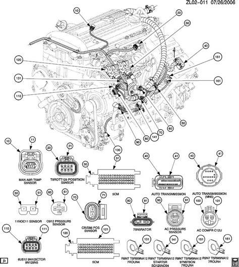 2004 Saturn Ion Engine Wiring Diagram by Module Saturn Vue Parts Diagram